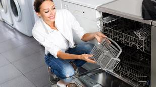 Teszt: mennyibe kerül egy tényleg jó mosogatógép?