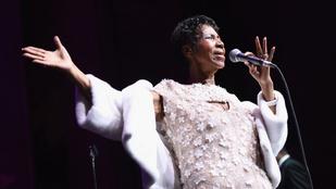 Posztumusz díjjal tüntették ki Aretha Franklint