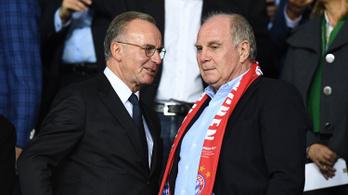 A Bayern-elnöknek Mbappéra fáj a foga