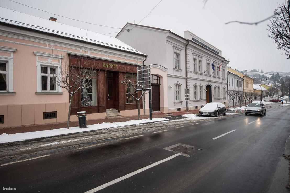 Bánffy Központ Lendván 2019. januárjában