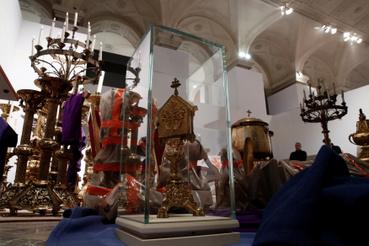 Kimentett műkincsek a Notre-Dameból