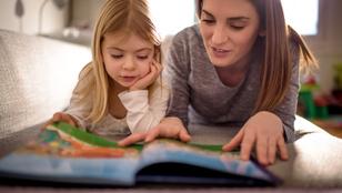 Ezért fontos, hogy felolvassunk a gyerekeinknek