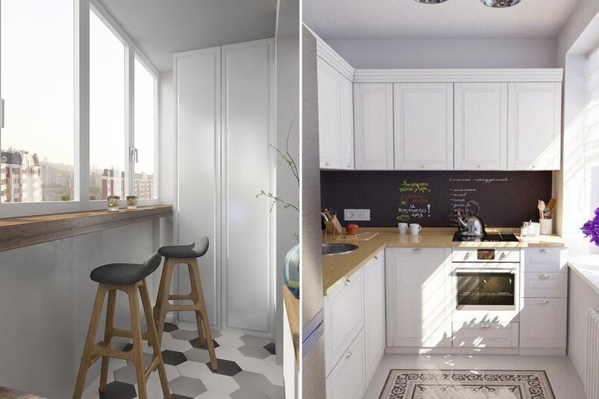 fekete-feher-panel-konyha
