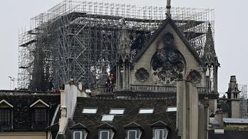Összefogtak a Notre-Dame megmentésére a francia nagyvállalatok