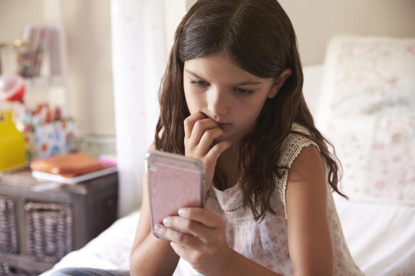Ezek teszik könnyű prédává a neten a gyereket: a pszichológus szerint sok a hajlamosító tényező