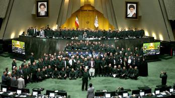 Irán visszaterroristázta az amerikaiakat