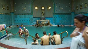 Rengetegen jönnek fürödni Budapestre