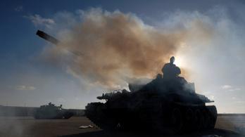 Rakéták öltek meg két embert Tripoliban
