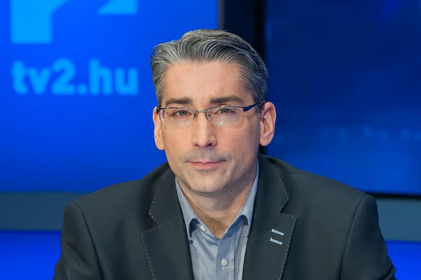 Azurák Csaba otthagyta a TV2-t - 18 év után távozik a csatornától