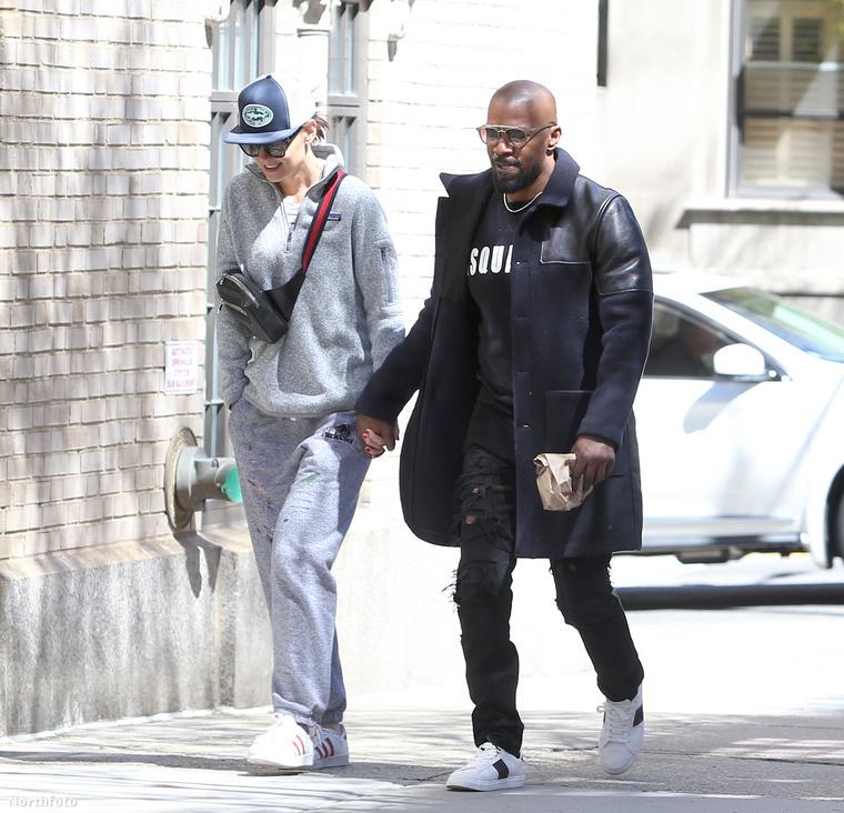 De akkor ez a kézen fogva sétálgatás New York utcáin micsoda???