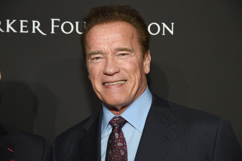 A nős Arnold Schwarzeneggernek házvezetőnőjétől született gyereke - Fia már 21 éves