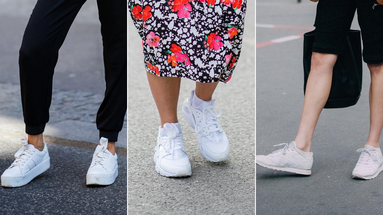 b475078601 A fehér cipő a legdivatosabb a szezonban - Kényelmes, nőies, 10 ezer forint  alatti darabokat mutatunk