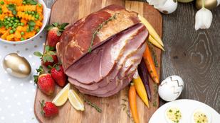 Miért épp sonka kerül a húsvéti asztalra?