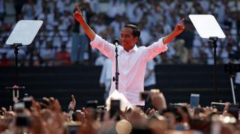 Indonézia választott: maradhat a régi elnök