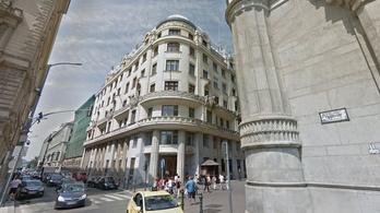 Tiborcz cége luxusszállodát épít a Vörösmarty téren