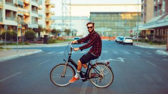 Milyen (önnek) a jó bicikli?