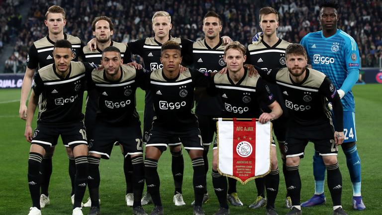 Az Ajax és a totális futball 20 év után újra elindult Európáért