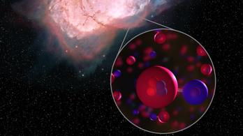 Kimutatták az univerzum legrégebbi molekuláját egy planetáris ködben