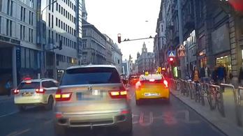 Azonosították és kihallgatták az Astoriánál ámokfutó BMW-st