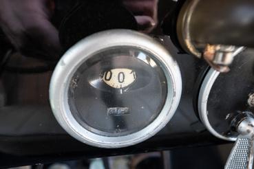 A BMW már a húszas évektől digitális sebmérőt alkalmazott