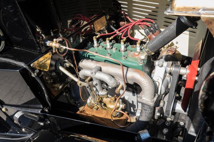 Nagyítóval kell keresni a motort. 750 köbcenti az egész