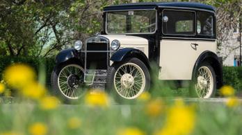 Veterán: BMW 3/15 DA-4 – 1931. Meg a közelgő Balatonfüred Concours d'Élegance