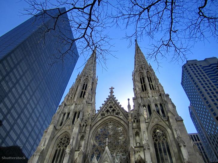 A New York-i Szent Patrik Katedrális