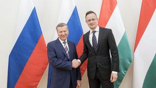 Budapesten járt a Gazprom vezetője, volt orosz miniszterelnök