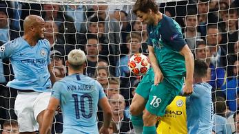 Llorente elismerte, hogy hozzáért a keze a BL-elődöntőt érő gólnál