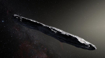 A naprendszerünkön kívülről érkező meteor csapódhatott a Földbe