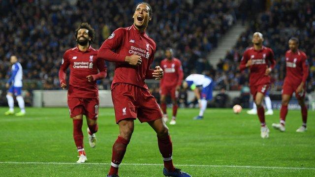 Porto 1-4 Liverpool: Harmonikus gála