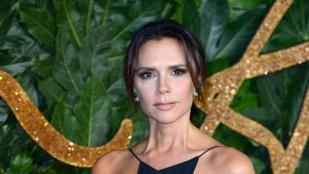Így néz ki Victoria Beckham 45 évesen, smink nélkül, ébredés után