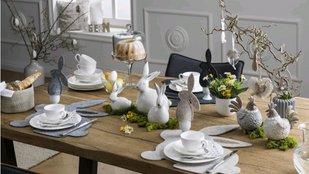 10 trendötlet húsvéti asztalterítéshez