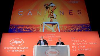 Se magyar film, se Tarantino nincs egyelőre Cannes-ban