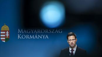 Gulyás: Ha Orbán magánszemélyként utazik, fizet ezért