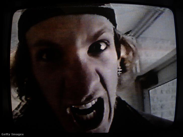 Dylan Klebold üvölt bele a kamerába egy a lövöldözés előtt készetett videóban