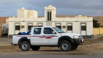Az olajpénzből virágzó Omán