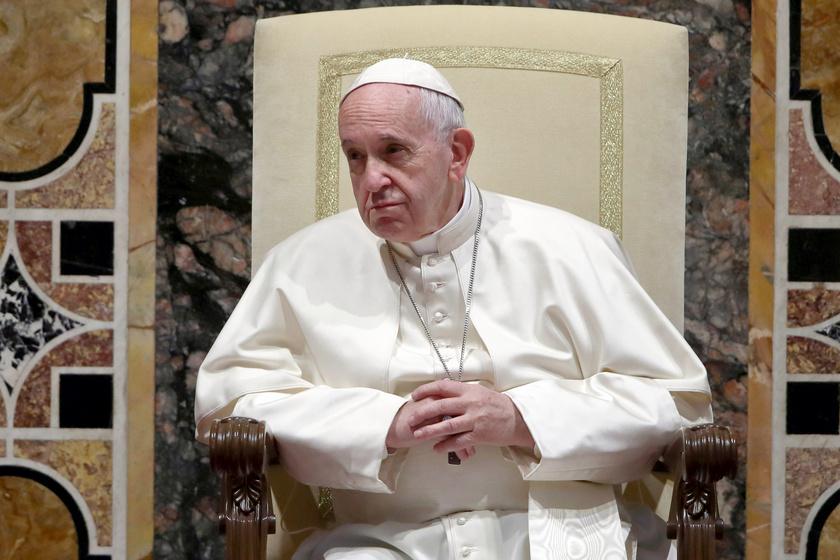 Ferenc pápa üzent az egyháznak és a papoknak: erre szólította fel őket