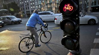 Ne kapj frászt attól, ha a városban kell bringáznod