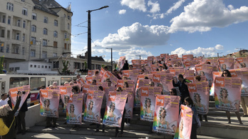 Independent Hungarian newspaper's covers forced off the streets of Hungary