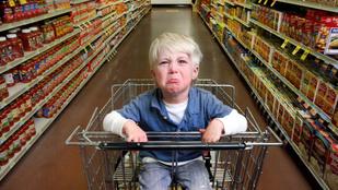 Megeheti-e a gyerek a boltban a ki nem fizetett ételt? Most kiderül!