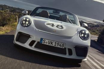 A Porsche, ami csak az élményről szól