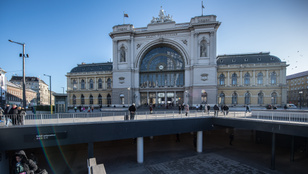 Komoly ráncfelvarrást kap a Keleti pályaudvar, két hétre bezárják