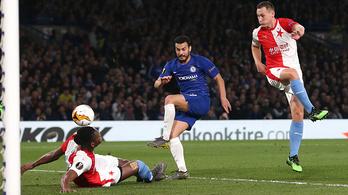 Hétgólos meccsen nyert a Chelsea, a Frankfurt kiejtette a Benficát
