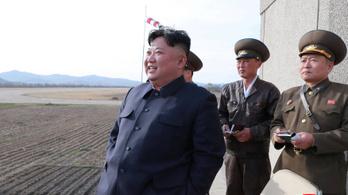Megerősítették: rakétakísérletet hajtott végre Kim Dzsongun