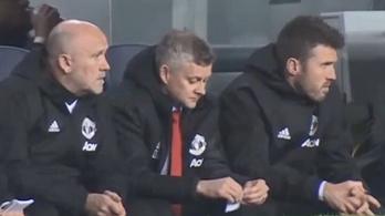 Elszórt szemétből szerzett infót a Barca a United ellen