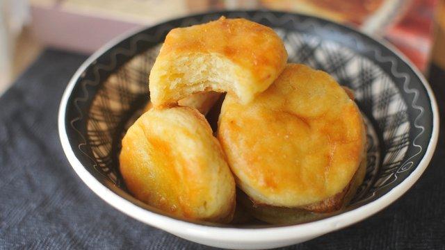 Puha, zsíros krumplis pogácsa - Gyors és nagyon egyszerű
