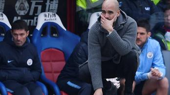 Ahol megjelenik Guardiola, ott szórják a pénzt - hasztalan