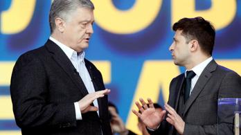 Porosenkót egy Porosenko-szavazó ütheti ki az elnöki székből