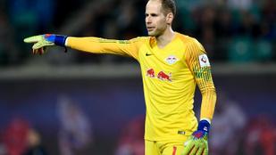 Gulácsi Péter beírhatja magát a Bundesliga rekorderei közé
